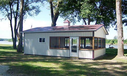 Portable Tool Sheds & Shelters